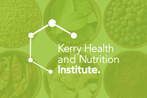 Kerry Health and Nutrition Institute logo.